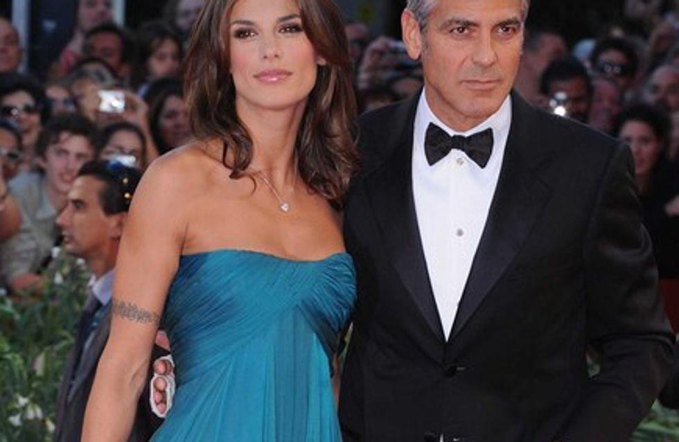 George Clooney fiancé ?