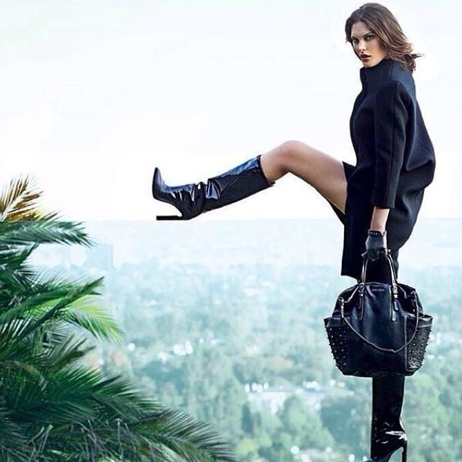 Catherine McNeil pour Jimmy Choo