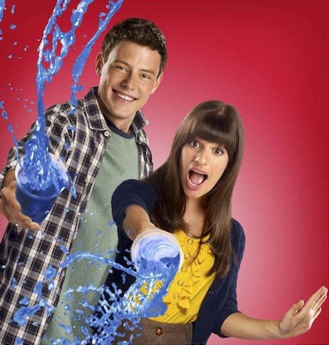 Glee : les photos hot de GQ critiquées par les parents