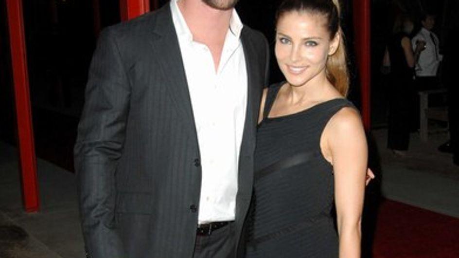 Elsa Pataky a épousé Chris Hemsworth !