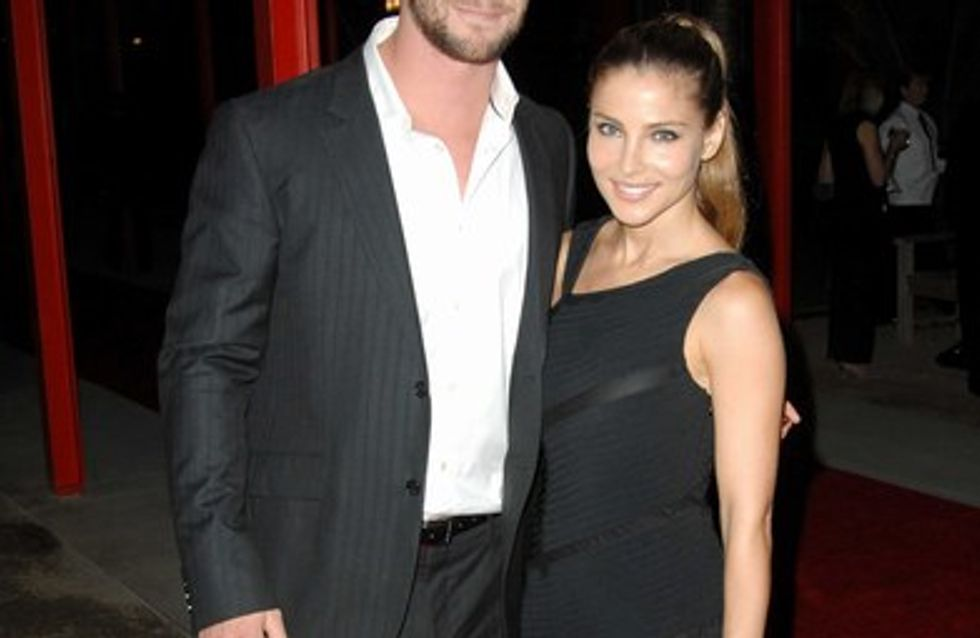 Elsa Pataky a épousé Chris Hemsworth !