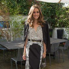 Olivia Palermo signe une collection de chaussures pour Aquazzura