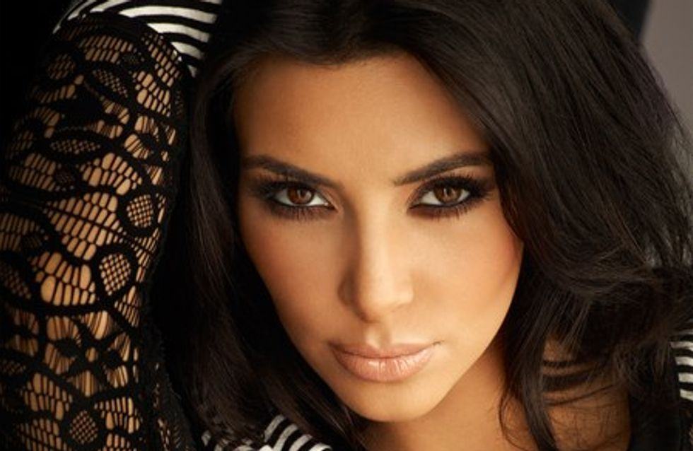 Kim Kardashian : découvrez les premières images de son clip