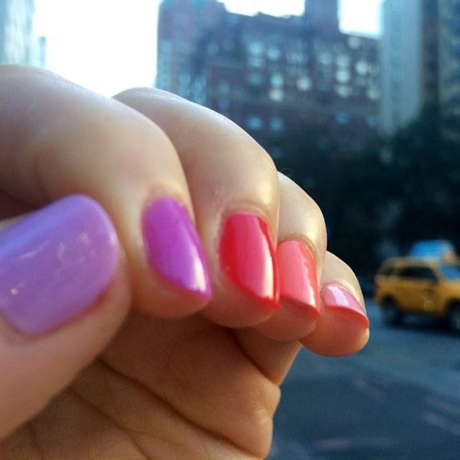 Degradè Manicure