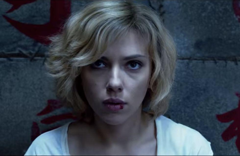 Scarlett Johansson dans le dernier Besson : Carton plein au box-office