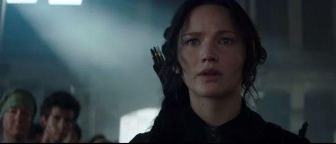 Hunger Games 3 : La première bande-annonce dévoilée