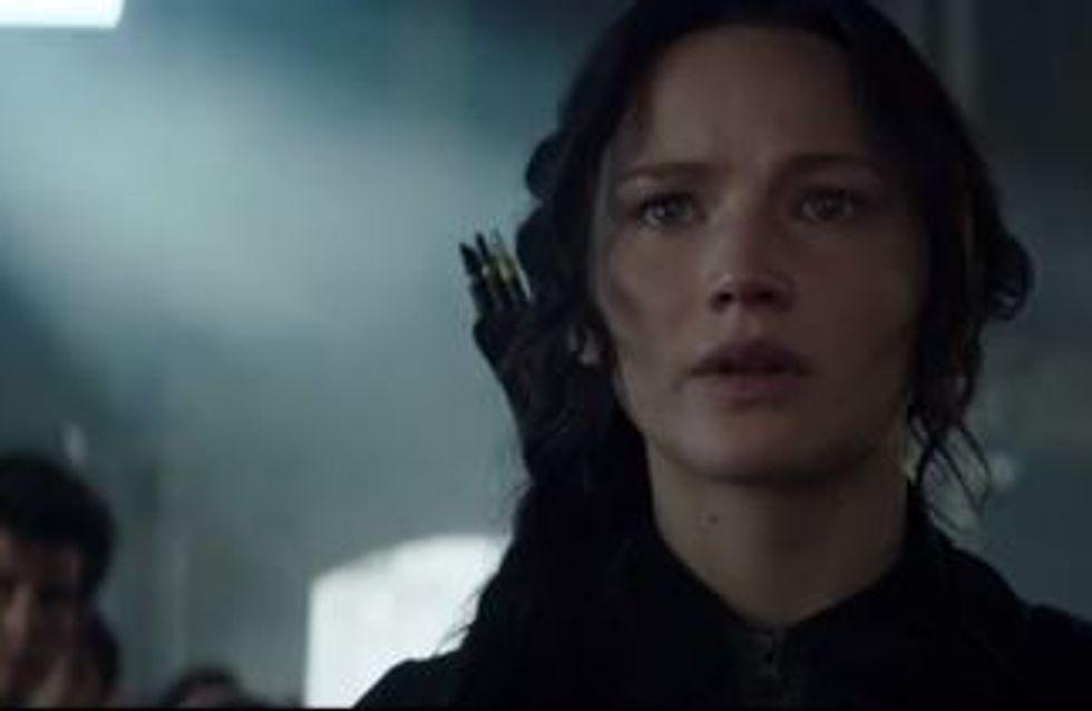 Hunger Games 3 : La révolte a enfin sa bande-annonce (Vidéo)