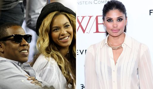 Beyoncé e Jay-Z e la presunta nuona donna del rapper