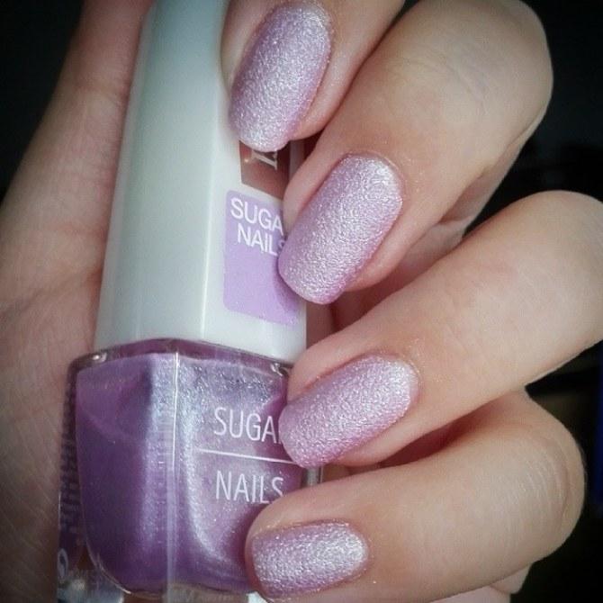 Sugar Manicure