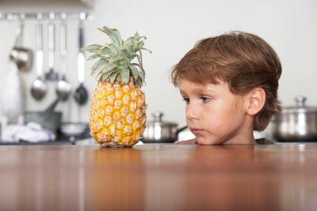 Allergie aux fruits exotiques