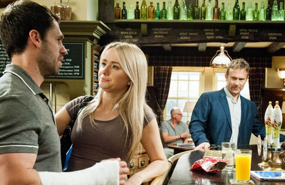 Emmerdale 07/08 – Moira's happiness is short lived