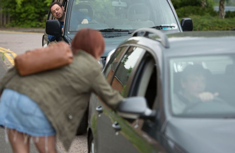 Eastenders 05/08 – Can Mick finally face his fears?