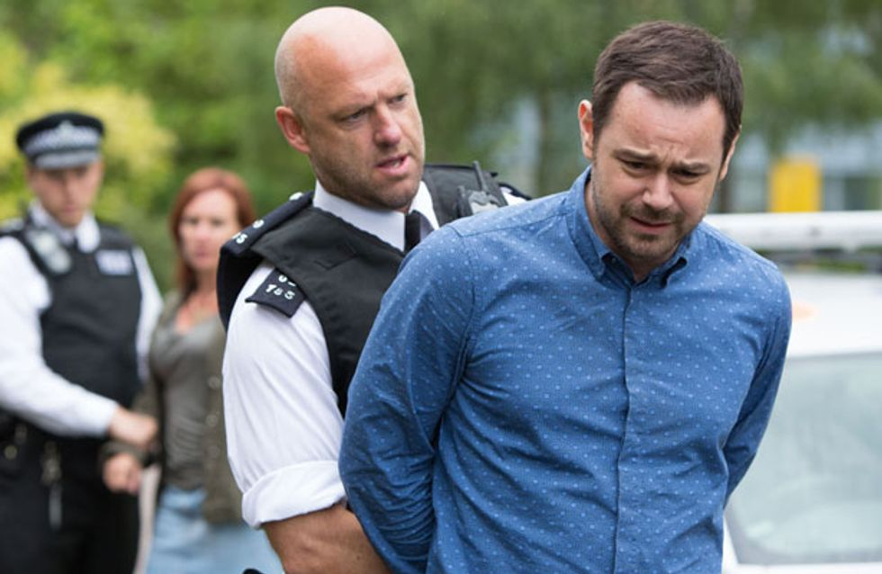Eastenders 06/08 – Mick is arrested for kerb crawling