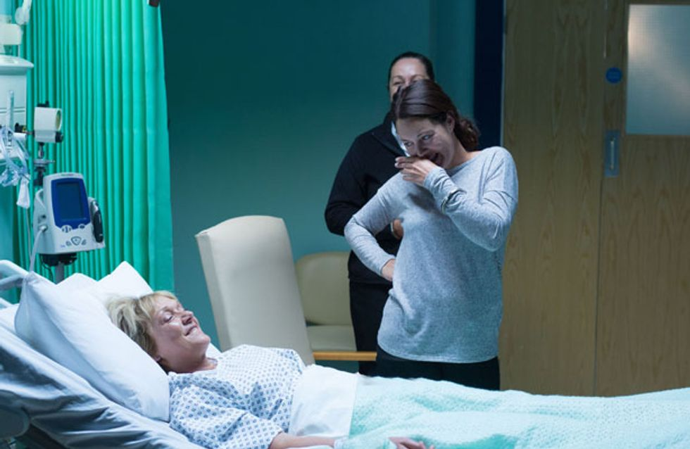 Eastenders 07/08 – Stacey goes to see Jean