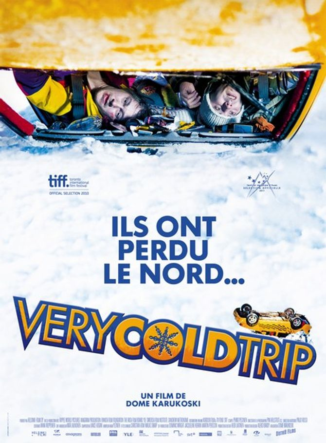 Very Cold Trip affiche