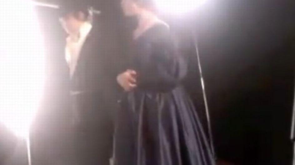 """Vidéo : Charlotte Gainsbourg et Pete Doherty dans """"Confession d'un enfant du siècle"""""""