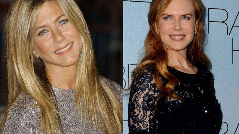 Nicole Kidman fantasme sur Jennifer Aniston !