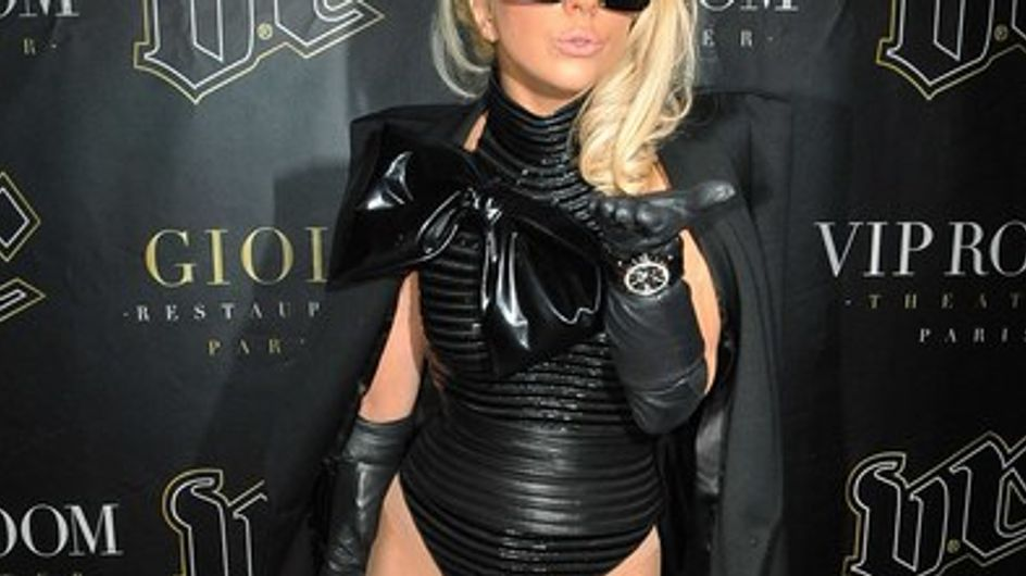 Dans le dressing de Lady Gaga
