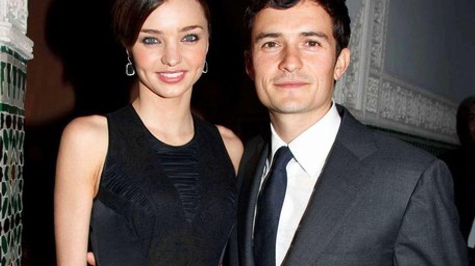 Miranda Kerr et Orlando Bloom parents d'un petit garçon !