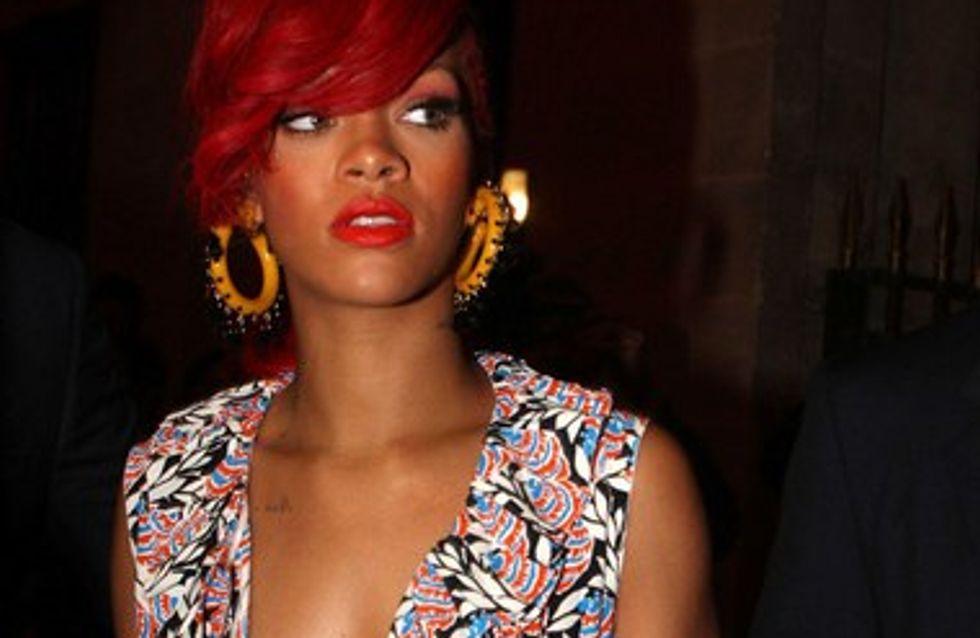 Rihanna et son père : enfin réconciliés !