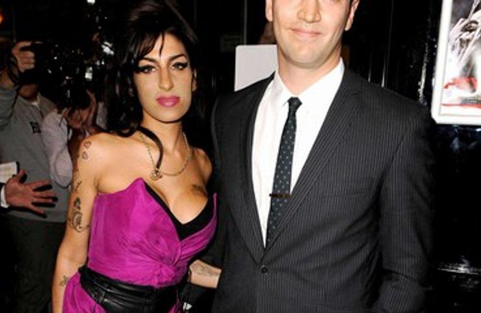 Amy Winehouse a renoué avec son ex