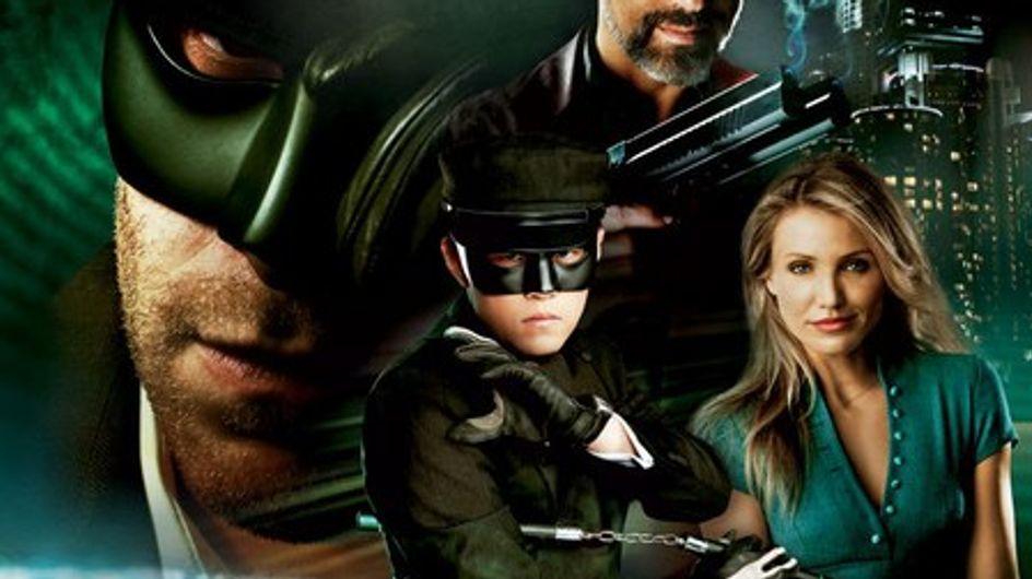 The Green Hornet avec Cameron Diaz