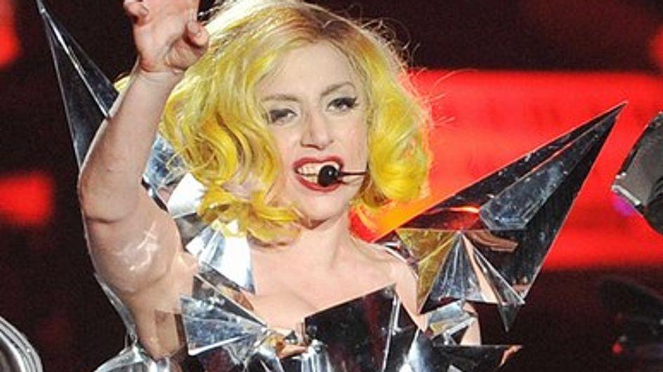Des Grammy Awards très Gaga