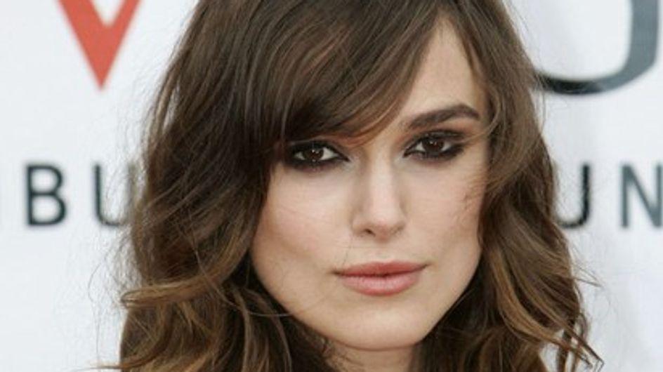Keira Knightley sous le charme de Robert Pattinson...