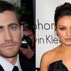 Jake Gyllenhaal en couple avec Mila Kunis ?