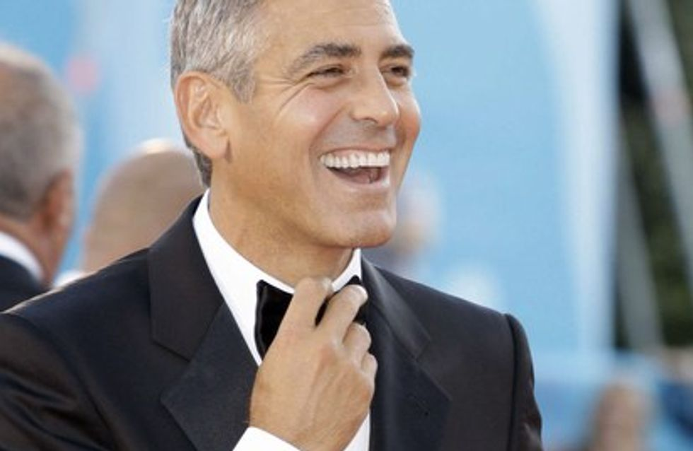 George Clooney, malade de la Malaria !