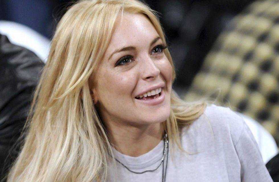 Lindsay Lohan : méconnaissable !