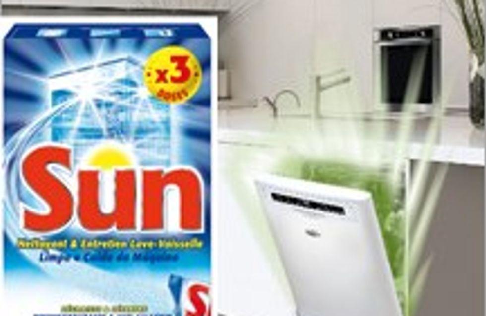Bichonnez votre lave-vaiselle