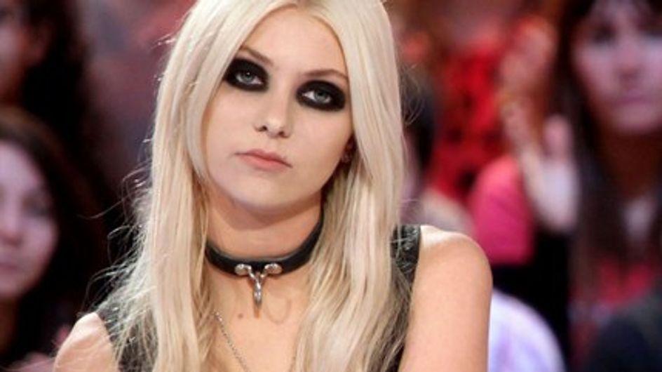 Taylor Momsen félicite Kelly Osbourne