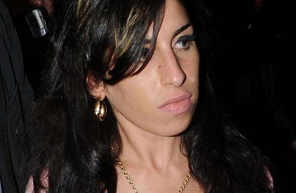 Amy Winehouse de nouveau à l'hôpital...