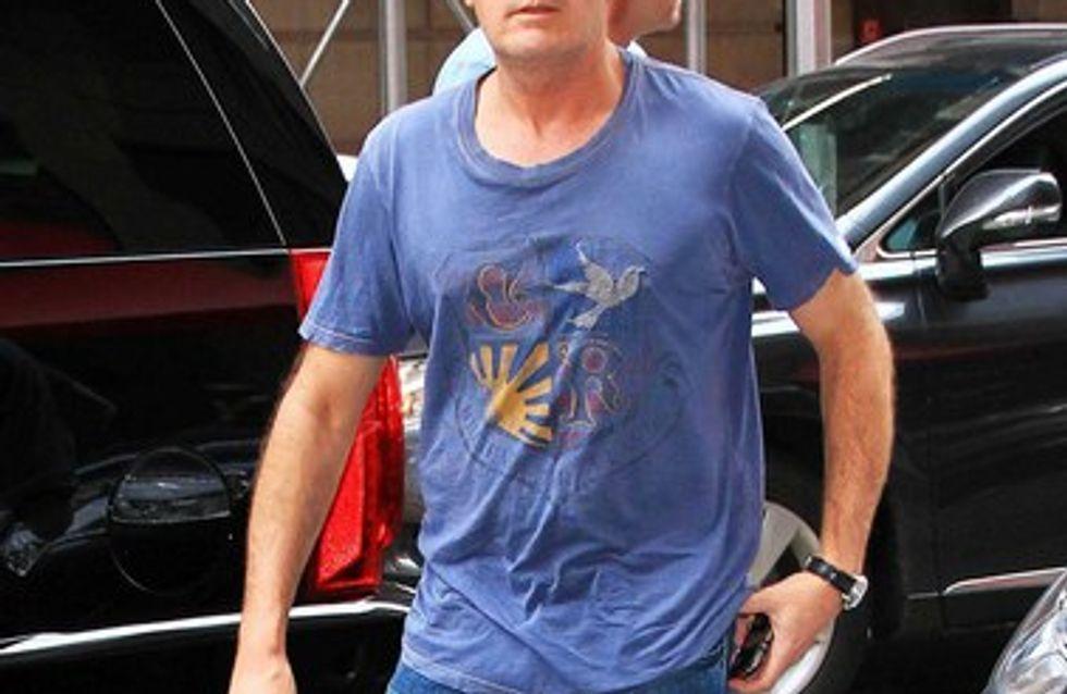 Charlie Sheen en désintox
