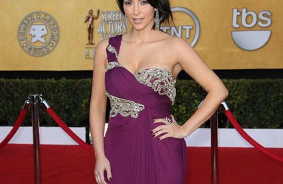 Kim Kardashian : elle ne veut plus poser nue !