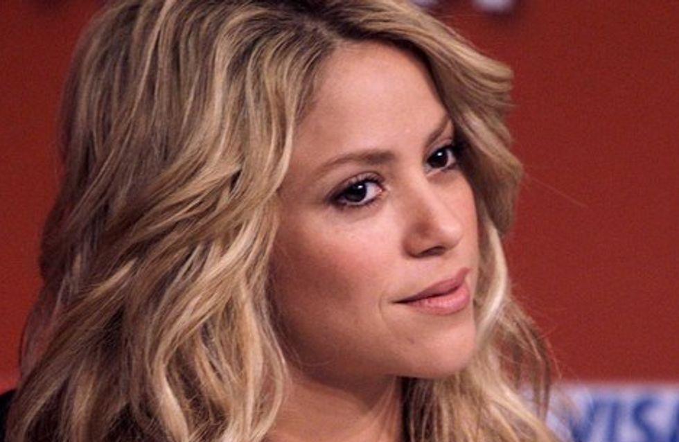 Shakira : elle sort avec un footballeur !