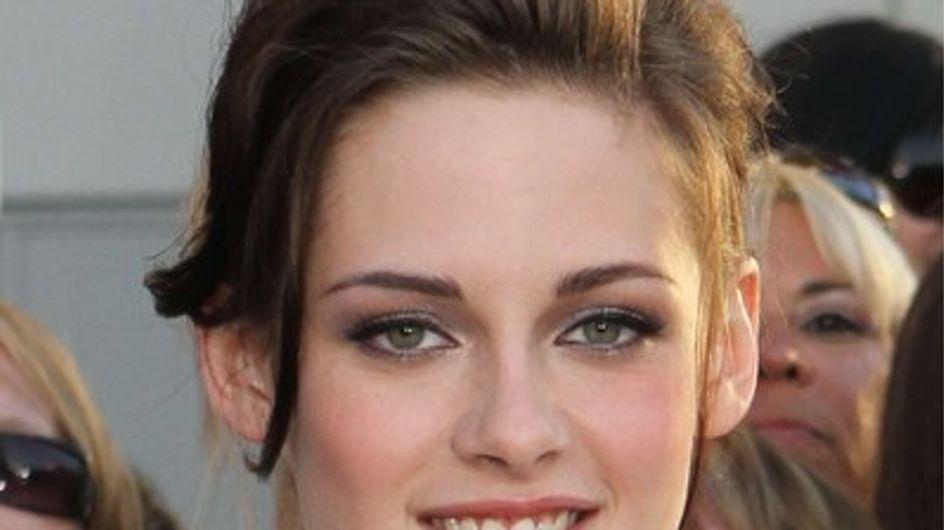 Kristen Stewart : actrice la mieux payée d'Hollywood !
