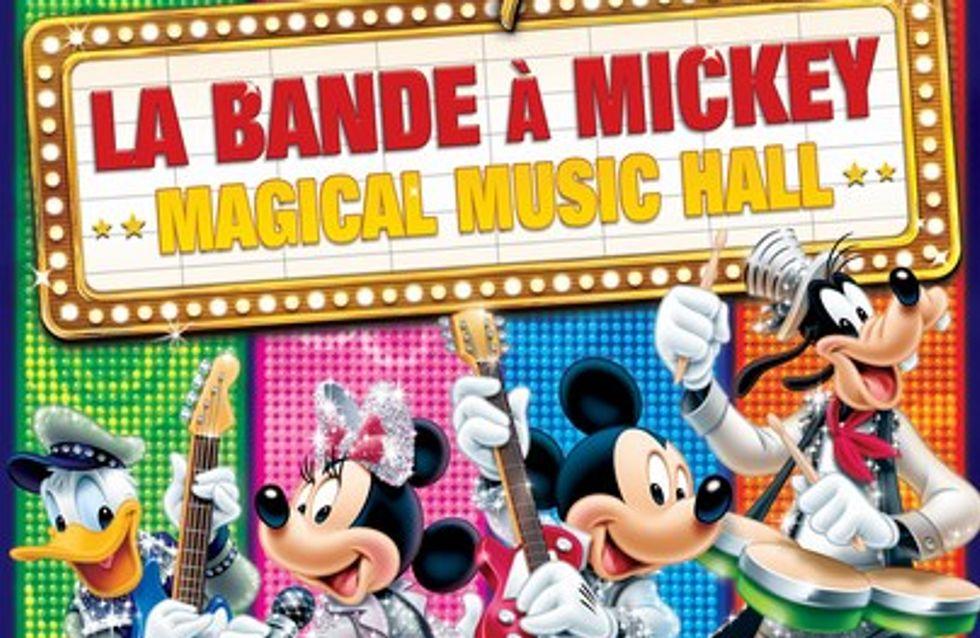 Découvrez la comédie musicale Disney Live !