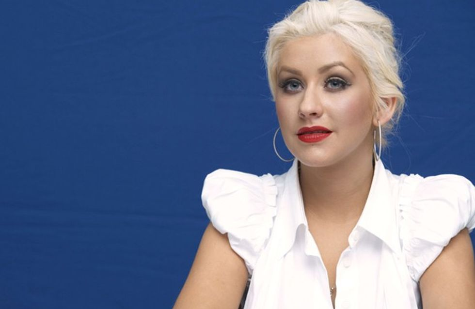 Super Bowl : quand Christina Aguilera oublie les paroles !