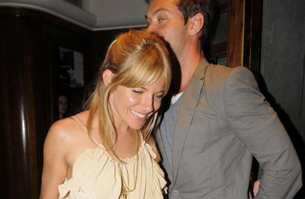 Jude Law et Sienna Miller c'est fini !