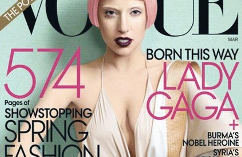Lady Gaga :  Je suis une artiste géniale