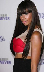 Non, Leona Lewis n'a pas fait de chirurgie esthétique !