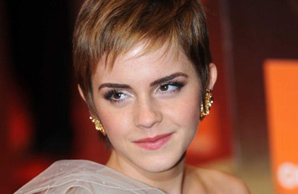 Emma Watson, nouvelle égérie Lancôme !