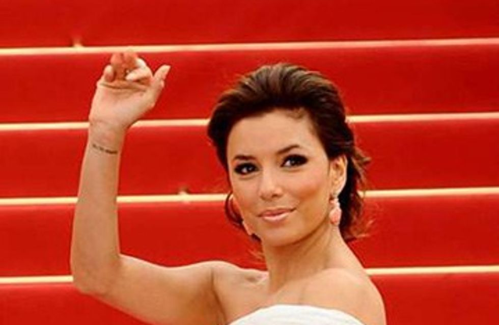 Eva longoria : son prénom tatoué sur le bras d'Eduardo Cruz !