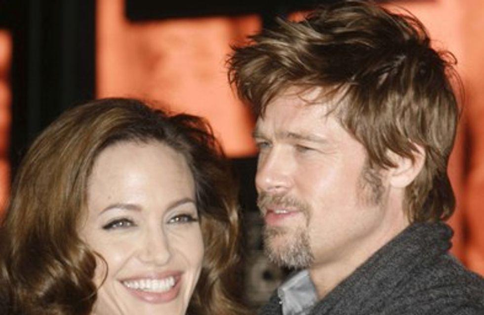 Brad Pitt et Angelina Jolie : ils ne vont pas adopter à Haïti