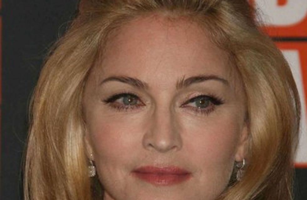 Madonna : son nouvel album entre les mains d'inconnus