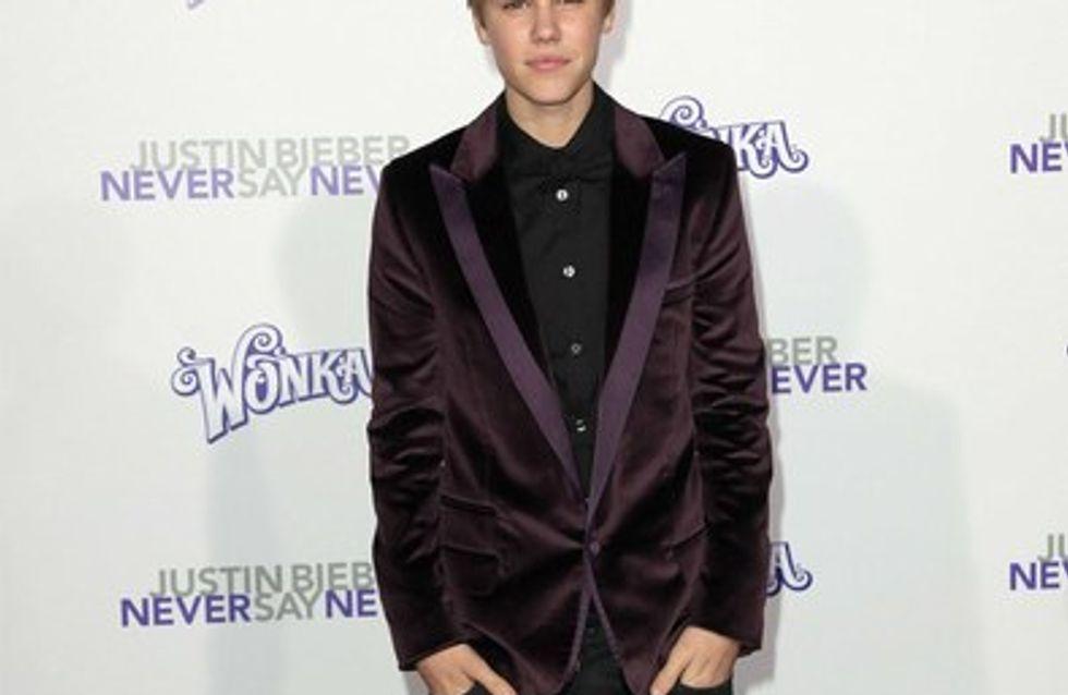 Vidéo : Justin Bieber n'a pas de force dans les bras