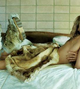 Photos : Diane Kruger pose nue pour GQ
