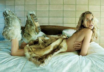 Diane Kruger nue GQ
